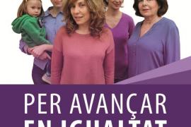 El Govern organiza un programa de actividades con motivo del Día Internacional de las Mujeres