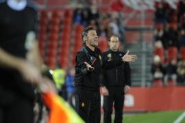 El RCD Mallorca de Olaizola sigue en la zona de descenso cuatro meses después