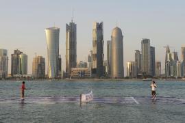 Nadal y Federer abren su temporada oficial en Doha, con un ojo  en Melbourne