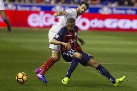 El Sevilla salva un punto ante un aguerrido Alavés
