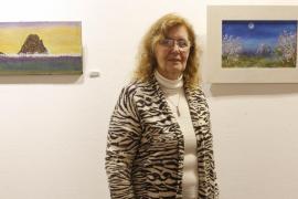 Exposición en ses Coves Blanques de Sant Antoni