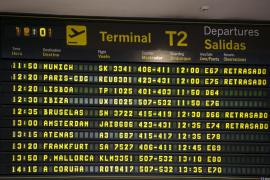 Cancelados dos vuelos entre Palma y Francia por la huelga de controladores aéreos franceses