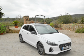 Duro competidor para el resto de modelos del segmento: Nuevo Hyundai i30 1.6 CRDi