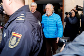 El juez da credibilidad a un testigo que dice tener imágenes pedófilas de Cursach