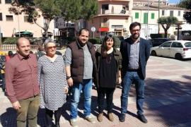 La plaça dels Nins de s'Arenal se comienza a proyectar de forma participativa