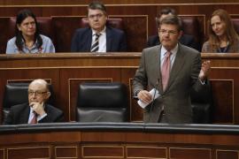 Rafael Catalá: «En España no se condena a nadie por cantar, sino por lo que dicen las canciones»