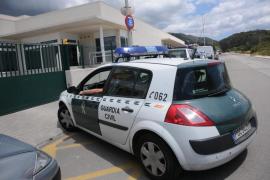 Detenido con 631 kilos de hachís tras una persecución de 40 kilómetros