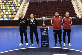 El Palma busca el pase a semifinales de la Copa