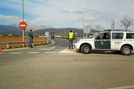 Detenidos tres hombres por varios robos en coches de miradores de la Serra