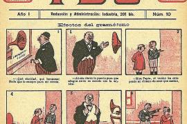 TBO, un centenario entre viñetas