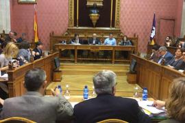 El pleno del Consell de Mallorca ratifica la carrera profesional