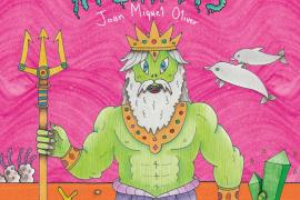 Joan Miquel Oliver lanzará en abril su cuarto disco en solitario, 'Atlantis'