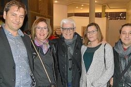 'Showcooking' de chefs en el Teatre de Lloseta