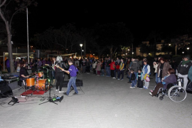 Celebración del Día de la Mujer Trabajadora en Vila