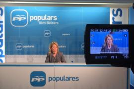 El PP balear propone que los afiliados investigados «con juicio oral abierto» no puedan ir en listas