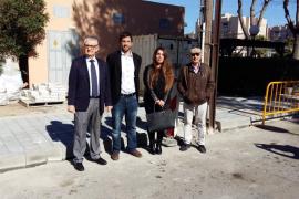 Cort lleva a cabo obras para mejorar la accesibilidad de la Platja de Palma por 17.000 euros