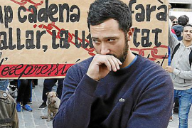 El grupo Suport Llibertat Valtonyc organiza una diada solidaria el próximo sábado en sa Pobla