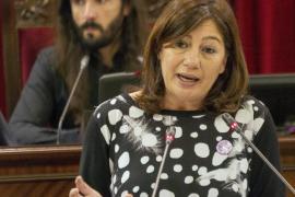 El PSIB tiembla ante el «marronazo» de la pelea Susana-Pedro-Patxi