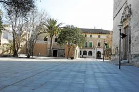 La plaza nueva de Cas Rafal llevará el nombre del escritor Alexandre Ballester