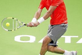 Nadal atropella a Karol Beck