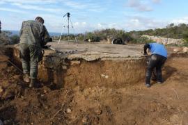 Comienzan los trabajos para la protección de la Torre de Defensa de Rafaubetx