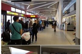 El alcalde de Palma y el conseller de Turisme, atrapados en Berlín por la huelga del personal de tierra