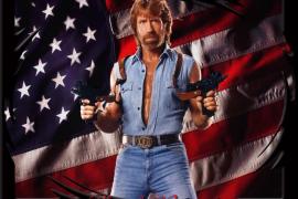 Las redes celebran el 77 aniversario de Chuck Norris, el 'hombre más poderoso del universo'
