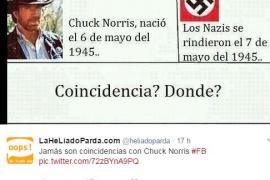 'Memes' humorísticos y chascarrillos por el 77 aniversario de Chuck Norris