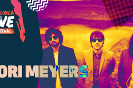 Lori Meyers y su último disco recalan en el Mallorca Live Festival 2017