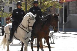 Detención al galope por violencia de género en Palma
