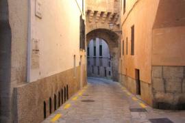 Cort paraliza la señalización en el centro de Palma para acordarla con ARCA