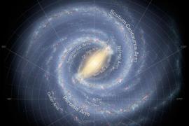 El agujero negro de la Vía Láctea lleva mucho tiempo sin comer