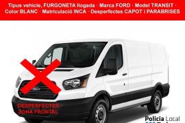 Un conductor de una furgoneta blanca atropella a un ciclista y se da a la fuga en Palma
