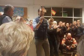 Bauzá ordena llamar, uno a uno, a todos los afiliados: él es «mallorquinista» y Company, «catalanista»