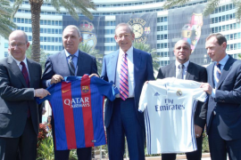 REAL MADRID Y BARCELONA JUGARÁN EN JULIO EN MIAMI EL PRIMER CLÁSICO EN EE.UU.