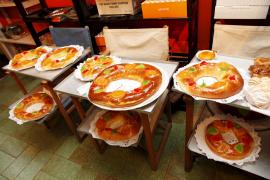 La crisis se 'come' la venta de roscones