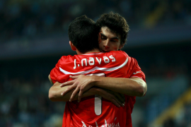 El Sevilla 'funde' la estrella del Málaga