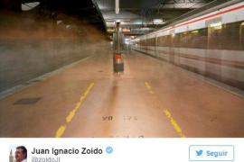 Zoido homenajea a las víctimas del 11M con mensajes en Twitter coincidiendo con cada explosión