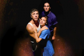 'Por (tragicomèdia en dues parts)', una versión teatral de 'El pou sec' en Sa Societat