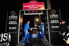 Stefan Oberdoerster se corona en el XIII Oris Rally Clásico de Puerto Portals