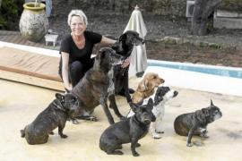 Patricia Longarini: «Cuando vivía en Roma por amor era de la Lazio pero desde que resido en Ibiza me he vuelto del Sant Rafel»