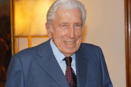 Fallece Pere Mir, el gran mecenas de la ciencia española