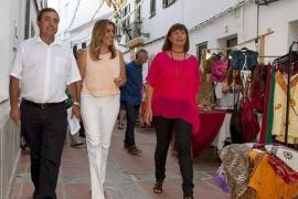 Armengol, sobre Susana Díaz: «Representa el modelo de partido al que yo me opuse»