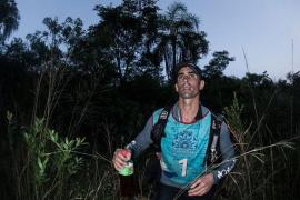 Jon Ander finaliza tercero en el raid de Paraguay