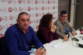 CCOO pide la remunicipalización del servicio de jardinería del Ajuntament de Palma