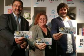 Presentan un talonario de descuentos para los 30.000 usuarios del Carnet Jove