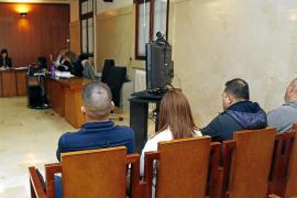 Condenados por estafar medio millón de euros a una banda de narcos colombianos en Palma