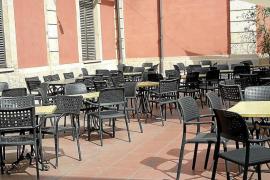 ARCA exige reducir el espacio de las terrazas en s'Escorxador