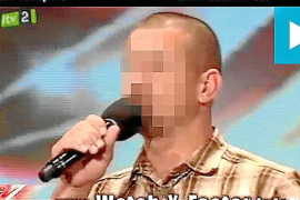 Un menorquín condenado por abusar de su hija cantó en un programa televisivo