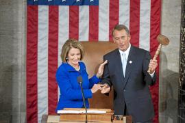 Los republicanos toman el Congreso de EEUU y anuncian decisiones duras